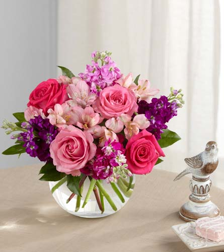 FTD's Tranquil Bouquet
